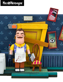 Hello Neighbor, McFarlane com :: The home all things Todd