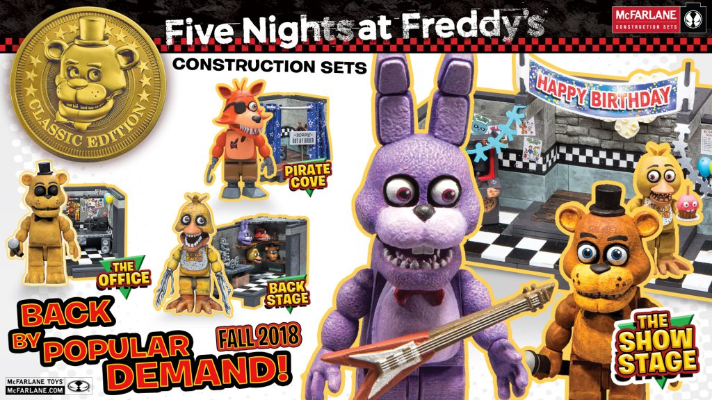FNAF Classic Announcement image