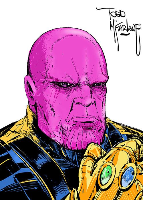 Thanos COLOR