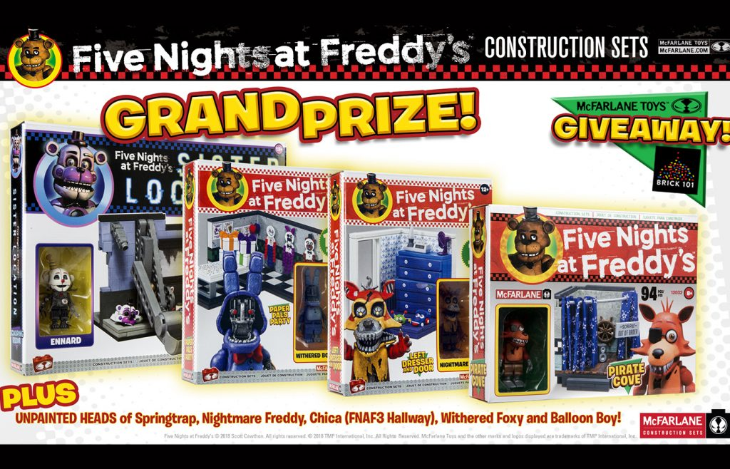 LIMITED Five Nights at Freddy's 'Classic Series' Re-Release!
