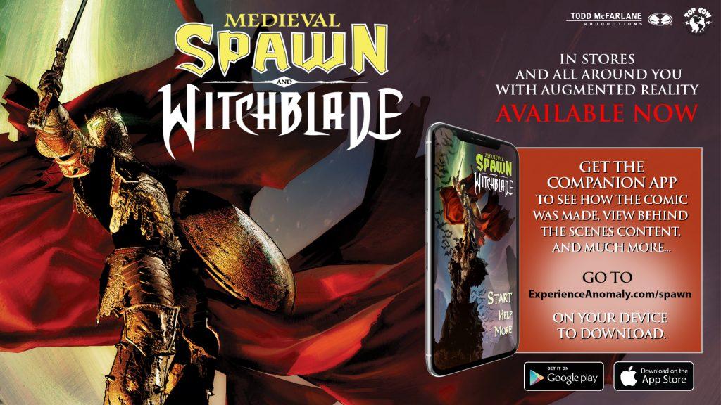 MedSpawn Witchblade slider
