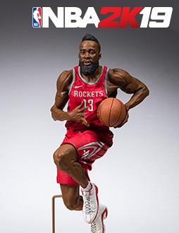 7b74146a23c JAMES HARDEN. NBA 2K19 Series 1