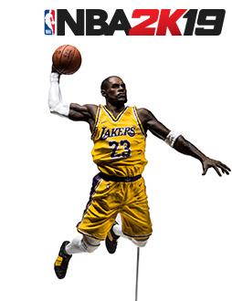 7c8738e03e75 LEBRON JAMES. NBA 2K19 Series 1