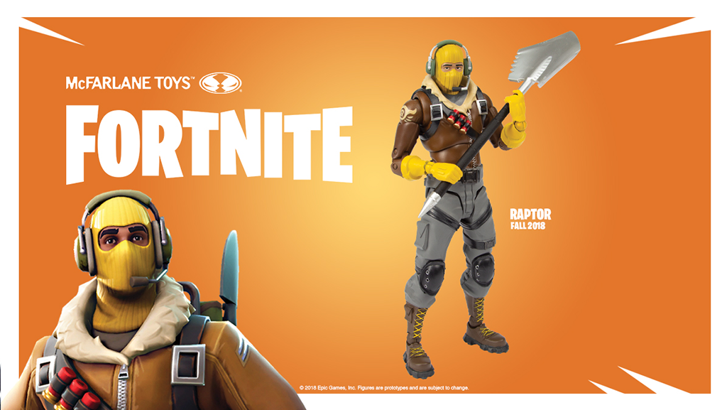 Fortnite Action Figures In Stores Now