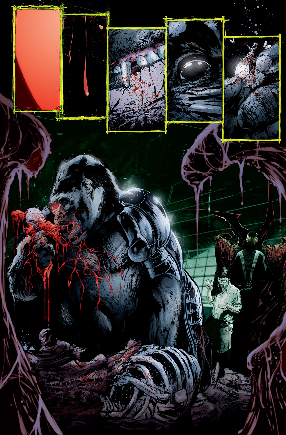 SPAWN #292 - PAGE 1