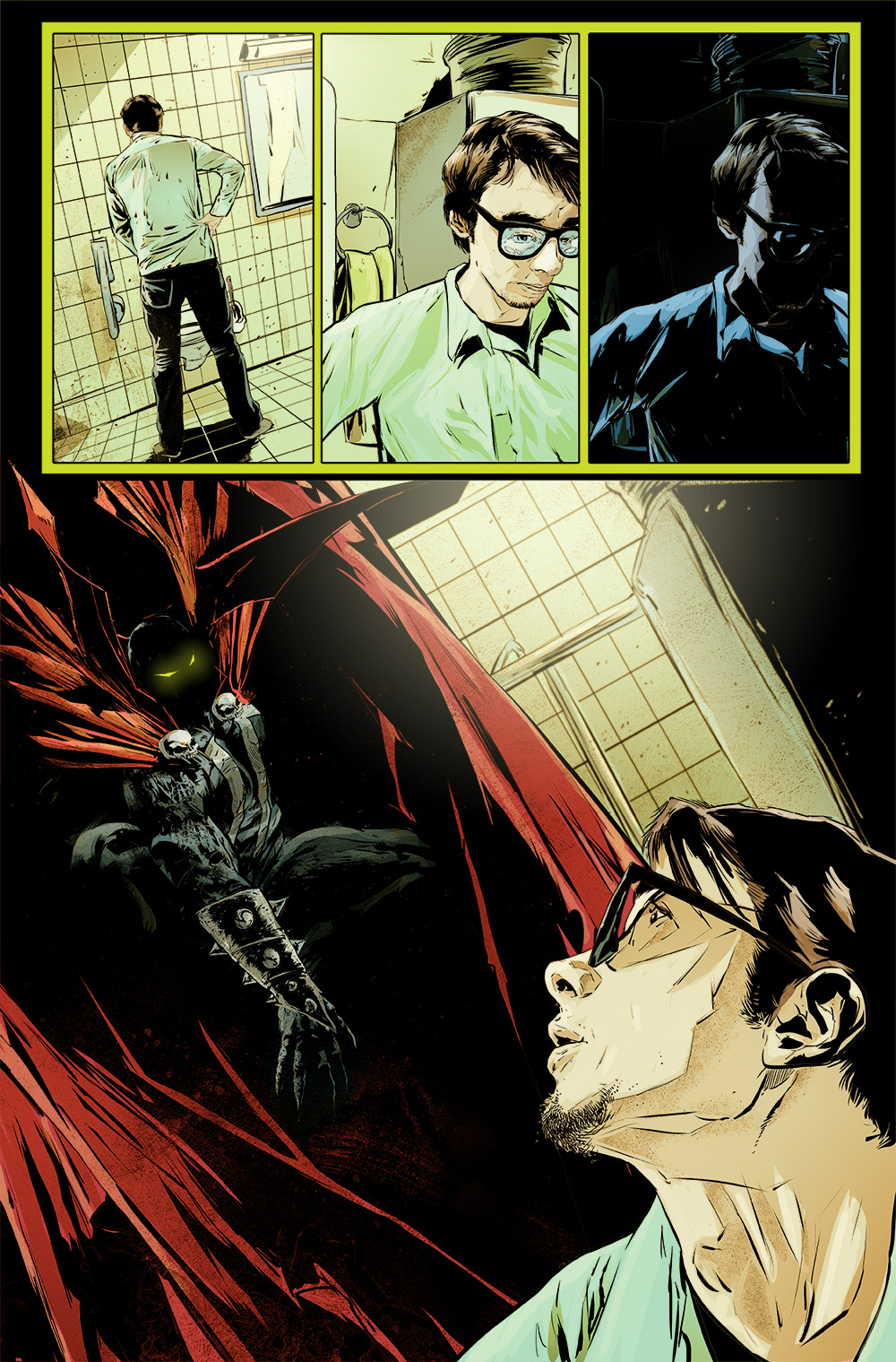 SPAWN #292 - PAGE 18