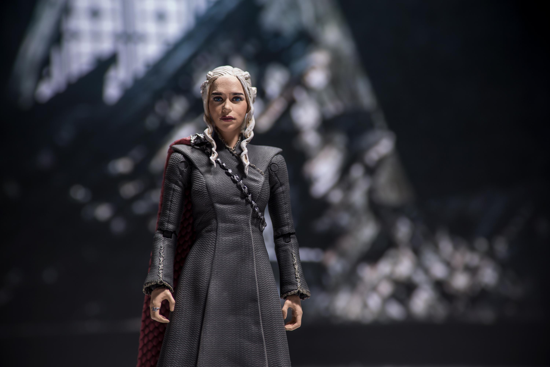 """Game of Thrones Daenerys Targaryen 7/"""" Action Figure McFarlane Toys"""