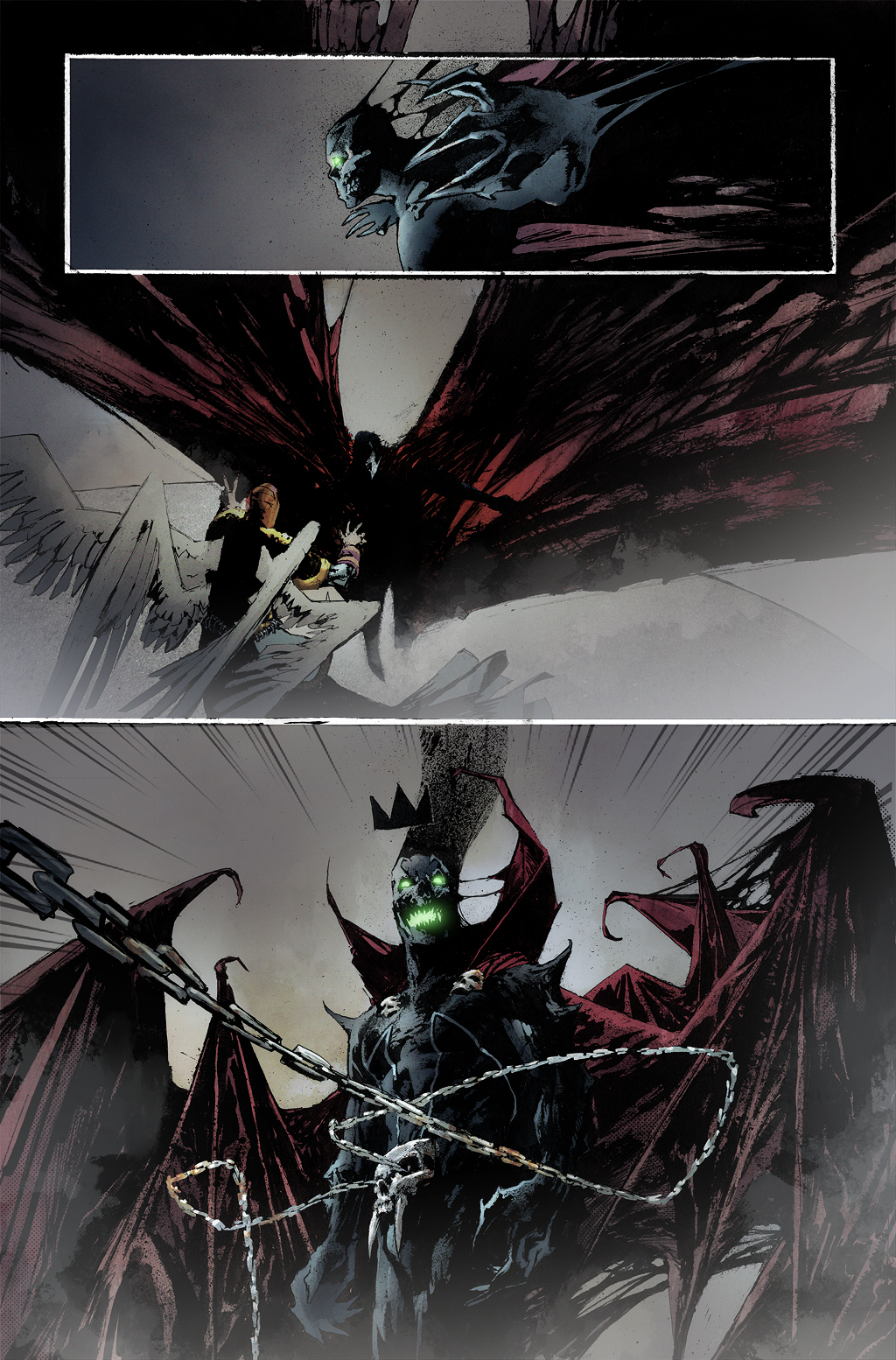 Walker Big Lot >> Sneak Peek of Spawn 293