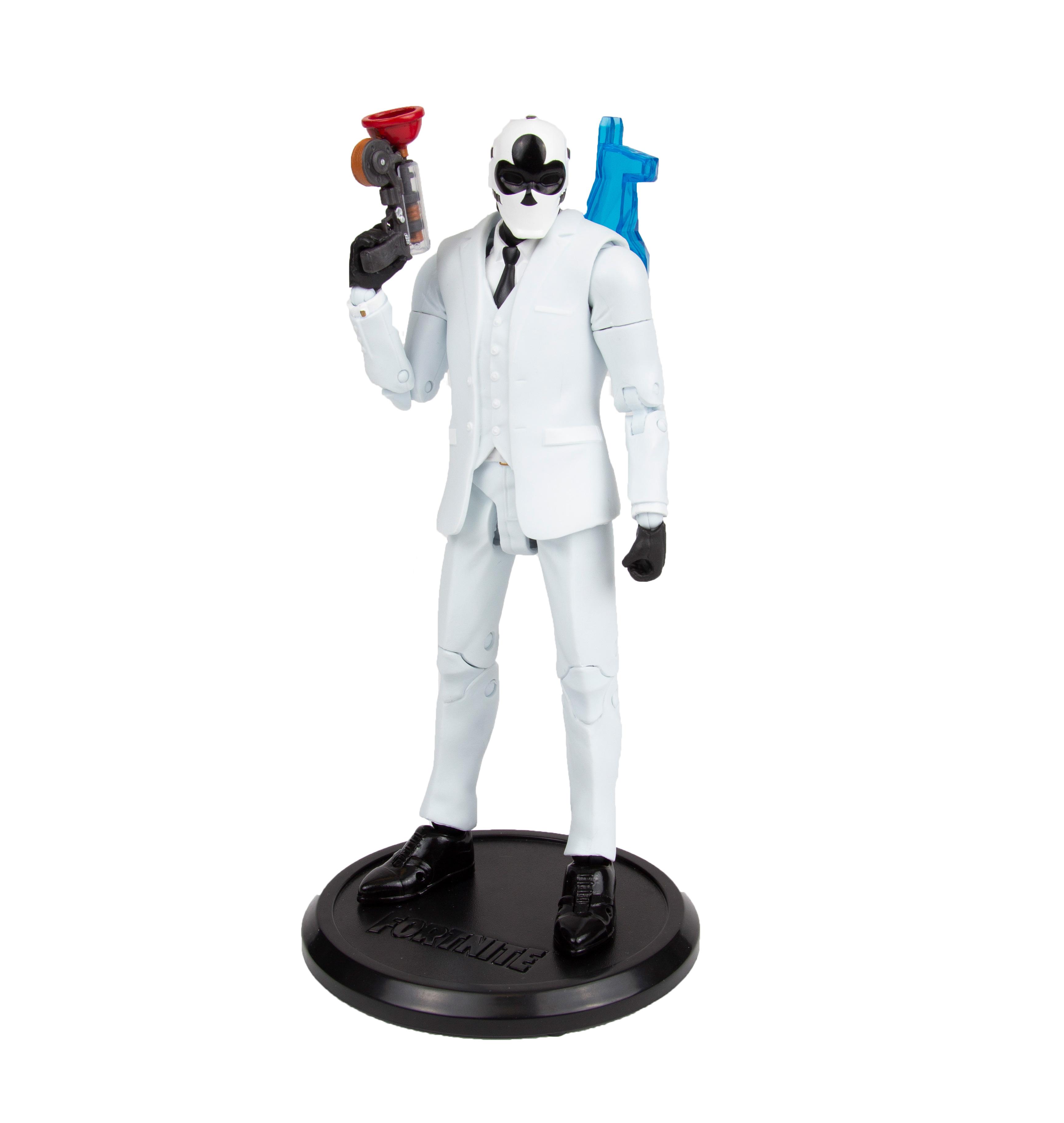 "Fortnite Nero Wild Card 7/"" Premium Action figure McFarlane Toys Epic Games NUOVO"