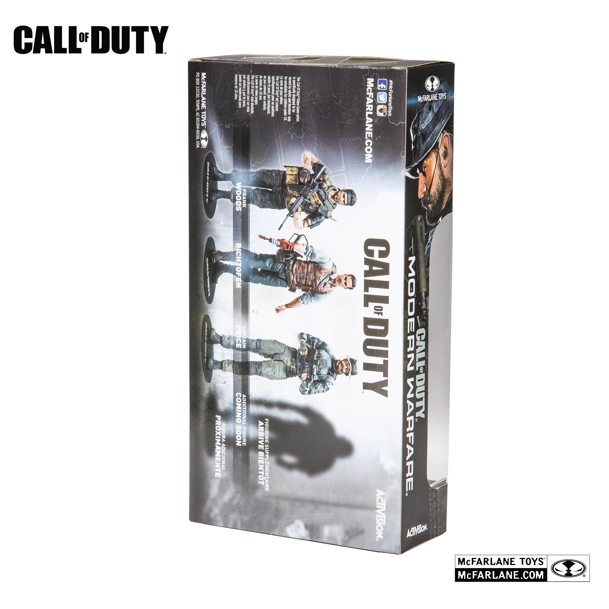 Call Of Duty Modern Warfare Captain John Price Figurine