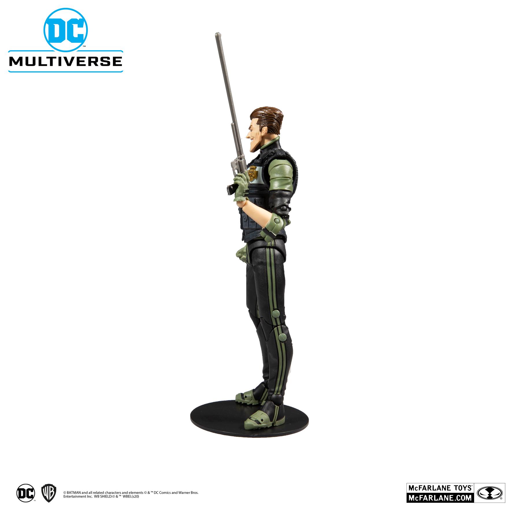 Batman McFarlane NEW White Knight 7-Inch Action Figure Batman