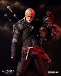 The Witcher 12 Geralt McFarToys