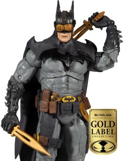 "DC Batman Figure Todd McFarlane Toys 7/"" Figure DC *Gold Label Series Pre-Order*"
