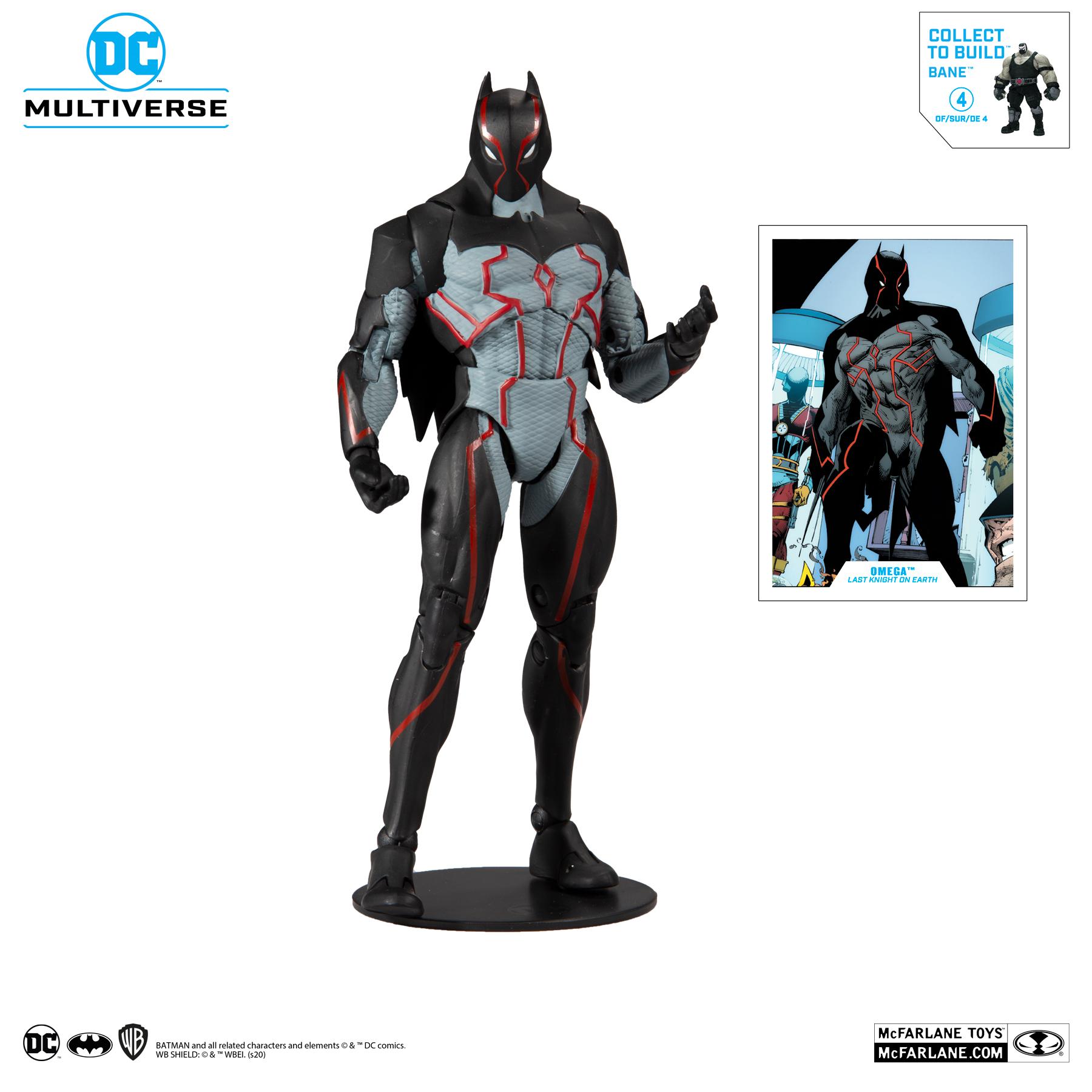 Build-A-Bane) Omega Last Knight on Earth #3