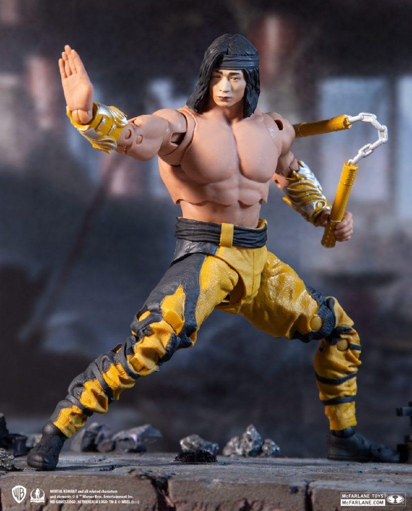 Liu Kang (Fighting Abbot variant)