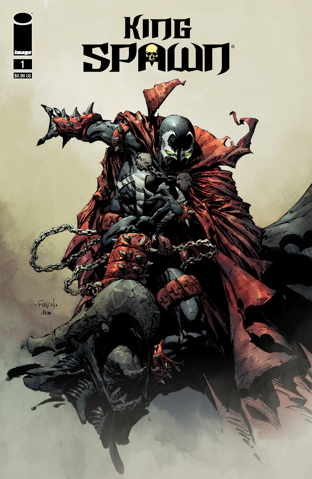 King Spawn 1 COVER_C