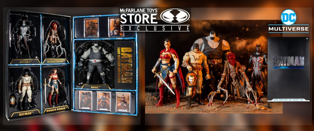 Last Knight on Earth 5 Pack 7